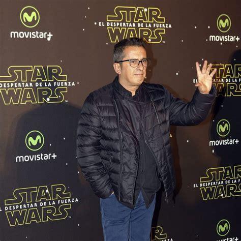 Andreu Buenafuente en el estreno de  Star Wars: El ...