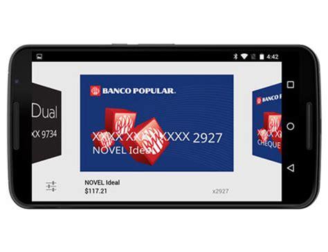 Android App - Mi Banco Móvil
