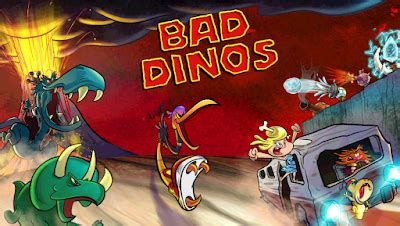AndroidBolivia: Bad Dinos Premium v1.0.5 .apk [Español]