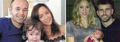 Andrs Iniesta y Anna Ortiz esperan a su segundo beb que se ...
