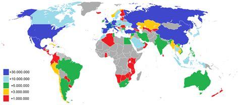 Anexo:Destinos turísticos mundiales   Wikipedia, la ...