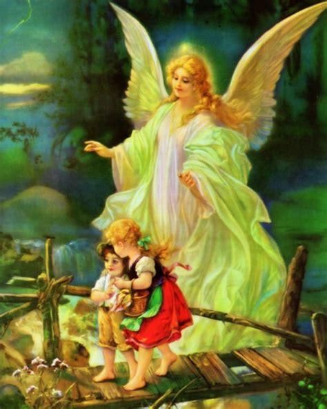 Angel de la Guarda Imagen Tradicional