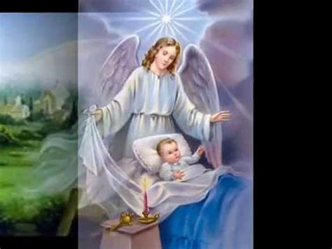 ANGEL DE MI GUARDA-Padre Edgar Larrea - YouTube