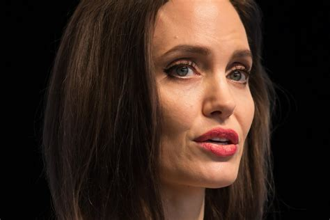Angelina Jolie addresses Hollywood sexual abuse in ...