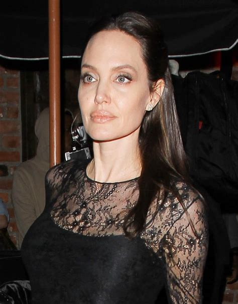Angelina Jolie has Mother s Day dinner with son Pax in LA