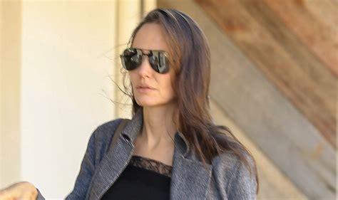 Angelina Jolie Makes Rare Outing in Malibu | Angelina ...