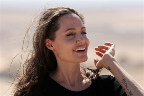 Angelina Jolie scrambles to do damage control | Page Six