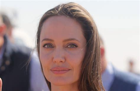 Angelina Jolie Spoke with Postgraduate Students in 'Women ...