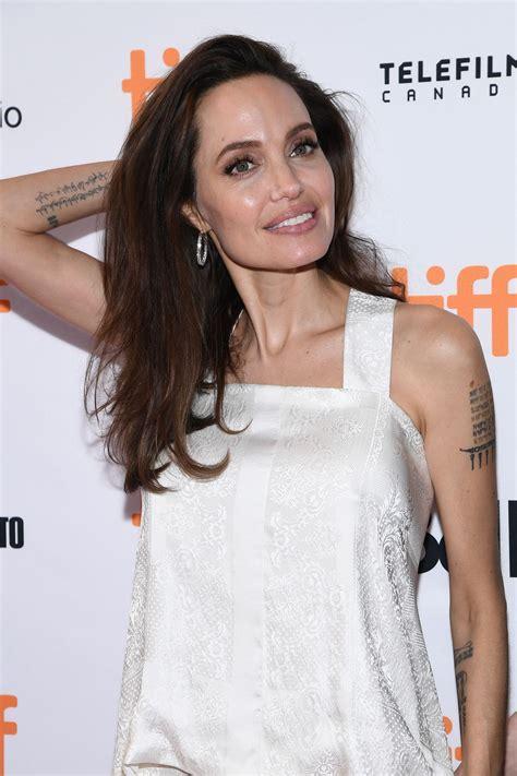 Angelina Jolie    The Breadwinner  Premiere in Toronto 09 ...
