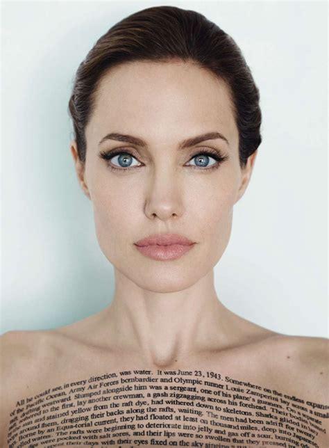 Angelina Jolie   Vanity Fair Magazine December 2014 Issue