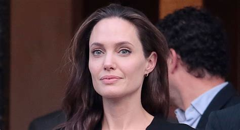 Angelina Jolie Will Teach at Georgetown University in DC ...