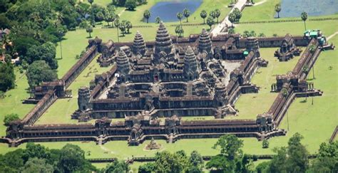 Angkor Wat: The Enduring Pride of the Khmer Empire