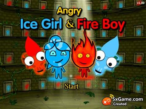 Angry fireboy and watergirl game | Fireboy and watergirl 2