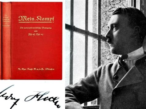 Anguish as Reprints of  Mein Kampf  Planned For New Year