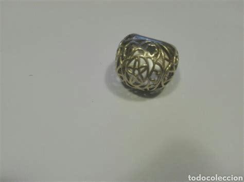 anillo de plata de tous - Comprar Anillos Antiguos en ...