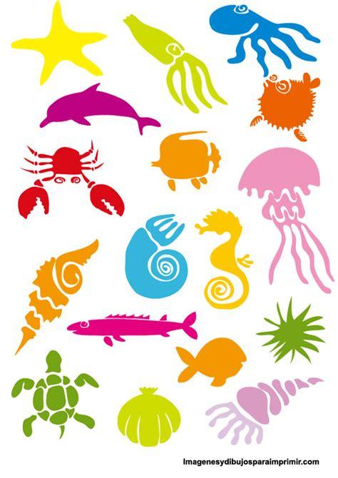 Animales marinos para imprimir | Peces | Pinterest ...