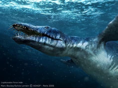 animales marinos prehistoricos
