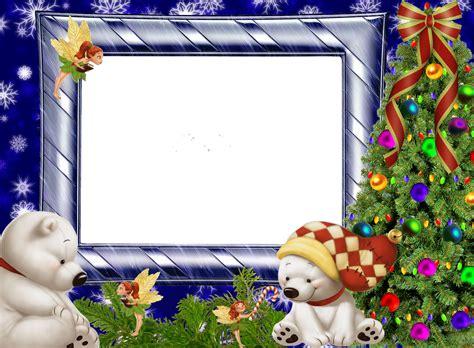 animales navidenos png   Etiquetas: Marcos para fotos de ...