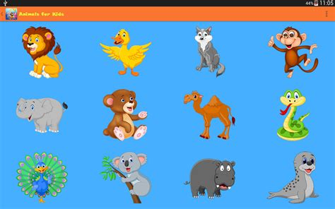 Animals for Kids - Android Apps on Google Play