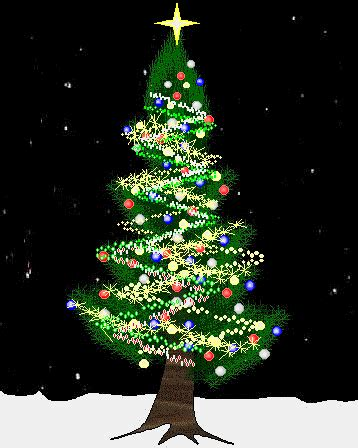 Animated Christmas Tree Gif | DownloadClipart.Org