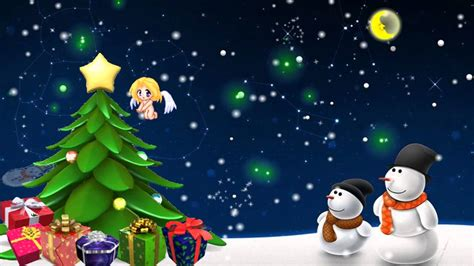 Animated Merry Christmas And Happy New Year – Happy Holidays!