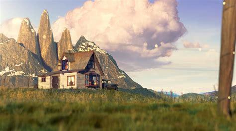 Animation : Banco de Chile Storks