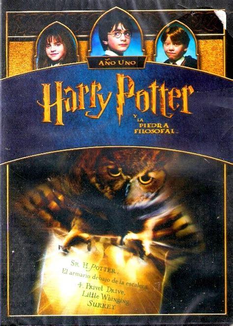 Animeantof : Dvd Harry Potter Y La Piedra Filosofal - Año ...