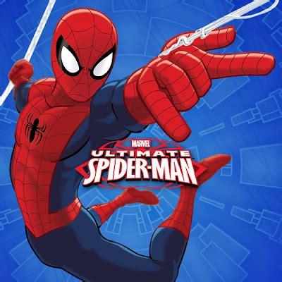 Animex Español: Ultimate Spider man