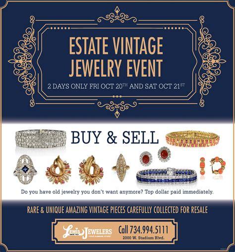Ann Arbor Fine Jewelry Retailer Lewis Jewelers Announces ...