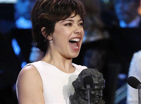 Anna Castillo, actriz revelación por 'El Olivo', los Goya 2018