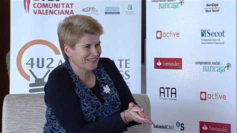 Anna Forés en el Día de la Persona Emprendedora de la ...