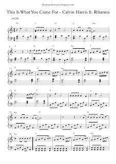 Anne Marie — Alarm Download PDF Piano Sheet Music Piano ...
