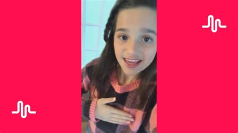 Annie Bratayley The best Compilation Musical.ly app???? - YouTube