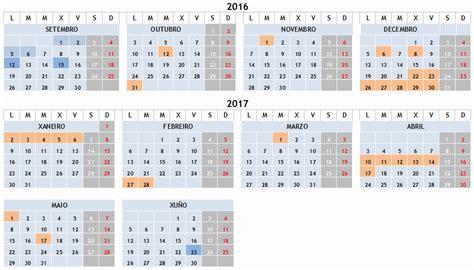 Anpablancoamor   Revista: Calendario escolar 2016/2017