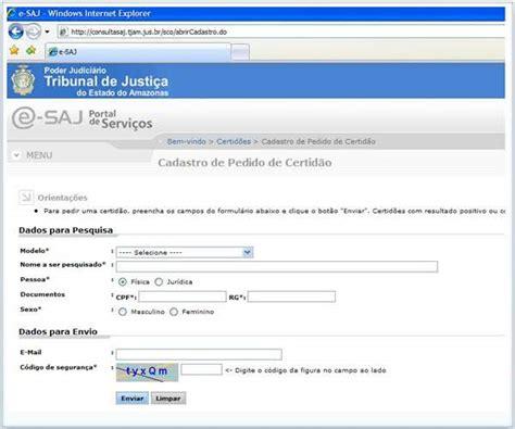 Antecedentes Criminais Justiça Federal: saiba como emitir ...