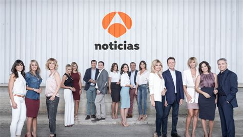 ANTENA 3 TV   Antena 3 Noticias estrena nueva temporada en ...