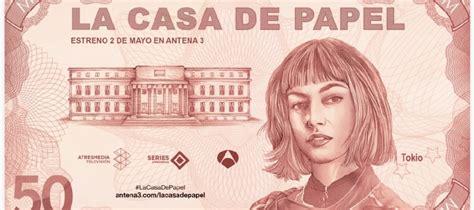 ANTENA 3 TV | Descubre los 5 billetes diferentes de  La ...