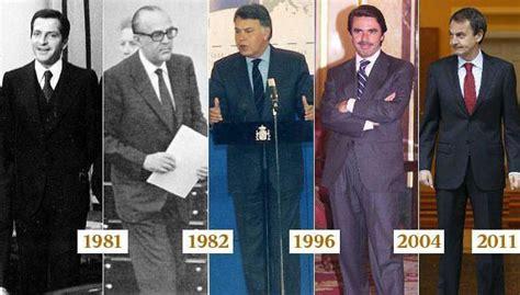 ANTENA 3 TV | Desde Suárez a Rajoy, todos los presidentes ...