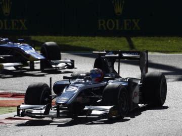 ANTENA 3 TV   DIRECTO GP2   SERIES 2015   Noticias Formula ...