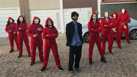 ANTENA 3 TV | El traje de  La casa de papel , el rey de ...
