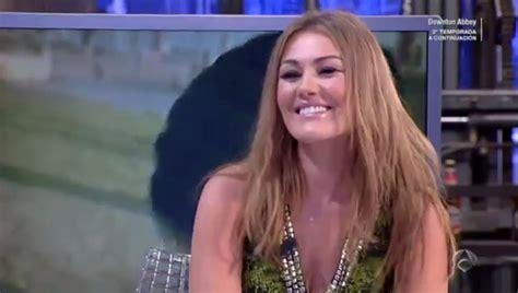 ANTENA 3 TV   Entrevista a Amaia Montero