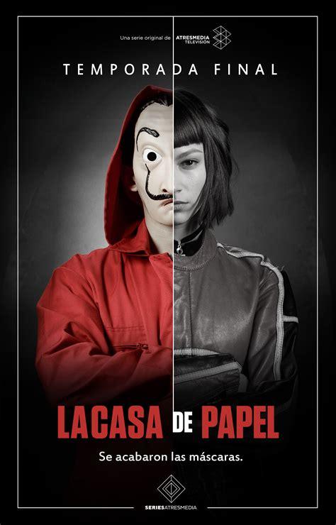 ANTENA 3 TV | Los pósteres de la temporada final de  La ...