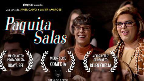 ANTENA 3 TV | 'Paquita Salas' triunfa en los Premios Feroz ...