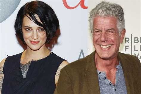 Anthony Bourdain and Asia Argento flaunt their love   Page Six