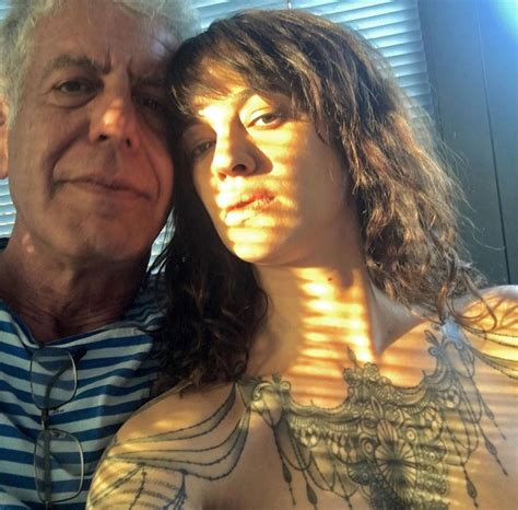 Anthony Bourdain and Asia Argento Had a 'Free Relationship ...