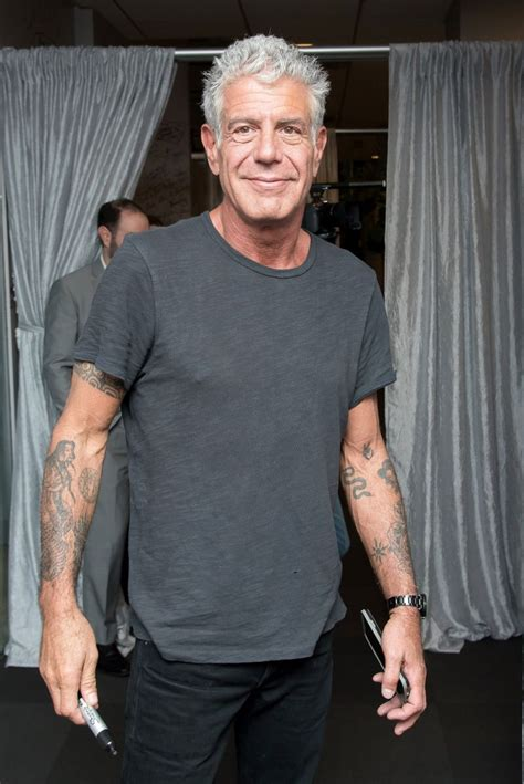 Anthony Bourdain And Girlfriend Asia Argento Make It ...