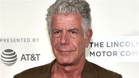 Anthony Bourdain: Celebrity chef dies in apparent suicide ...