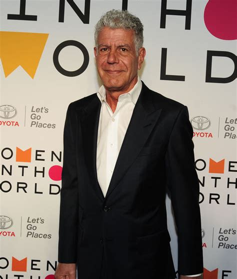 Anthony Bourdain Commits Suicide at 61 | ExtraTV.com