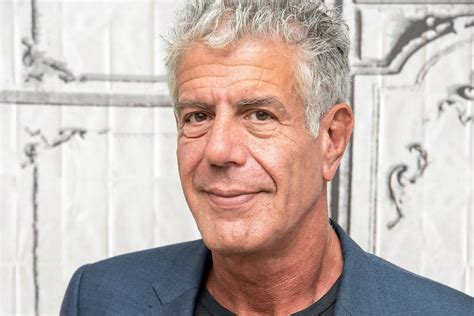 Anthony Bourdain compares split to a 'change of address ...