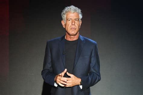 Anthony Bourdain Has Died in France